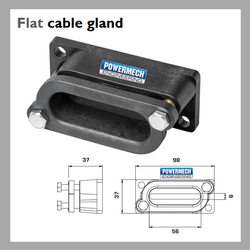 Flat Cable Gland