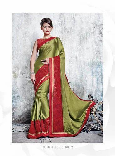 Soft Net Fashion Designer Partywear Sarees न ट स ड Jodha Couture Chennai Id 20472255162