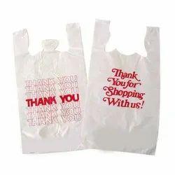 Flexo Printed Plastic Bag