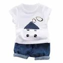 Imported Kids Half Pant And T Shirt Set