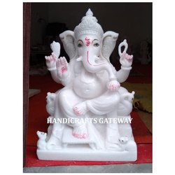 Exclusive Marble Ganesh Ji