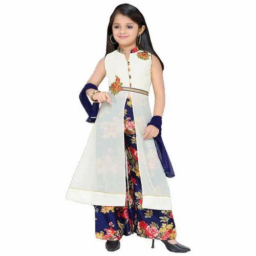 af00ab9c04 Party Wear Girls Kids Fancy Suit, Rs 1400 /piece, Anamika Creation ...