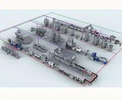 Beverage Processing Line