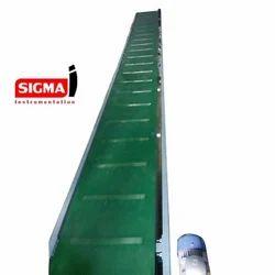 MS Powder Coating Belt Conveyor