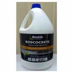 Bostik Boscocrete Latex, 20 Litre, Packaging Type: Plastic Can