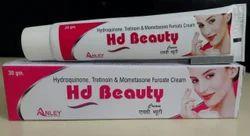 Hd Beauty Hydroquinone Tretinoin Mometasone Furoate Cream