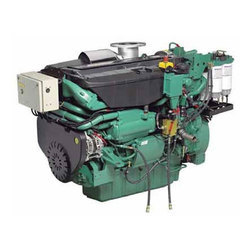 D9 Series Volvo Penta Marine Engine