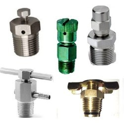 Vent Plugs and Bleeder Valves