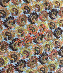 Embroidery Digital Printing Fabric