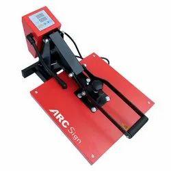Flat Press Machine (15/15 inches)