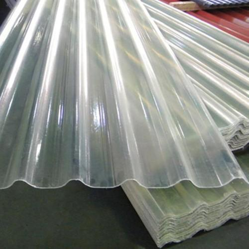 Film Coated Pvc Roofing Sheet Thickness Of Sheet Rs 5mm