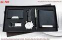 Black Leatherite Gift Set