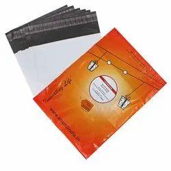 Plain Laminated Bopp Courier Bag, 0.5-2 Mm