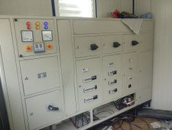 Prefab ELECTRICAL PANEL ROOM CABIN -PUF