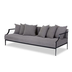 Marvelous Steel Sofa Set At Rs 3500 Piece Steel Sofa Id 14378836912 Home Interior And Landscaping Ologienasavecom
