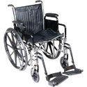 Swing Invalid Wheelchair