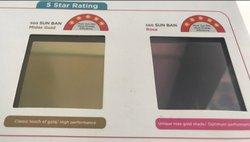 3.5 MM, 4 MM, 5 MM, 6mm Midas Gold Rosa Gold Saint Gobain Glass
