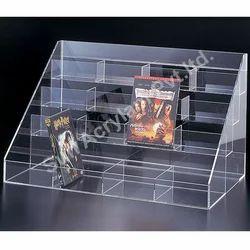 Acrylic CD/DVD Display