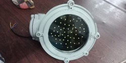 Flame Froof Bulkhead LED Fitting