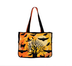 Sunset Print Small Sized Bag