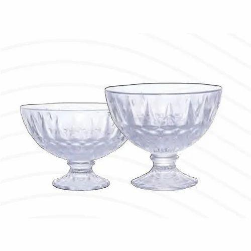 Roxx Calypso 7 Piece Serving Glass Bowl Set