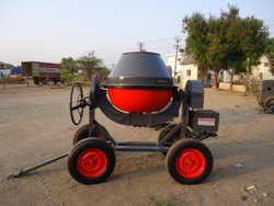 Mild Steel Cement Concrete Mixer