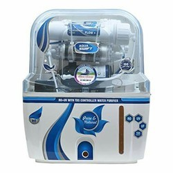 Blue and White Aqua Swift Water Purifier