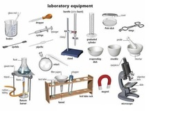 School Science Laboratory Equipment