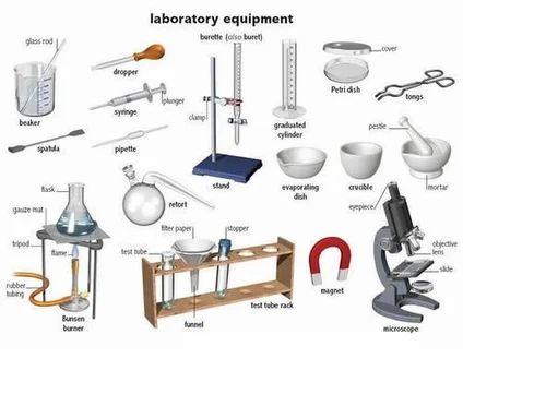 School Physics Lab Instruments