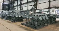 Ammonia Compressor Package