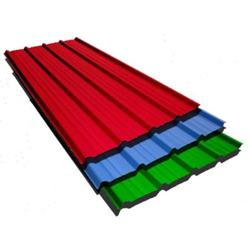 Ppgi Roofing Sheet Rs 270 Square Meter Next India Metal