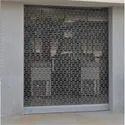Grill Perforated Rolling Shutter