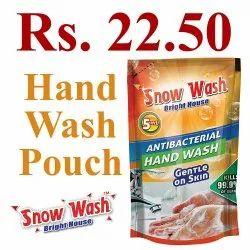 Liquid Hand Wash Pouch