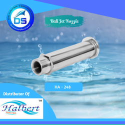 Fountain Ball Jet Nozzle - HA-248