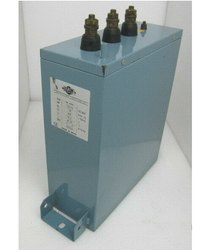Reinforced Power Factor Capacitor