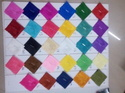 Tasan Silk Dyed Fabric
