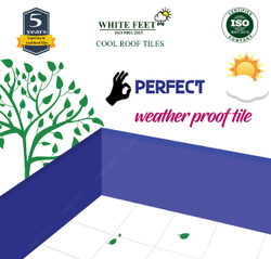 Water Proof Terrace Floor Tile - WHITEFEET