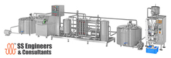 Milk Processing Plant and Machinery