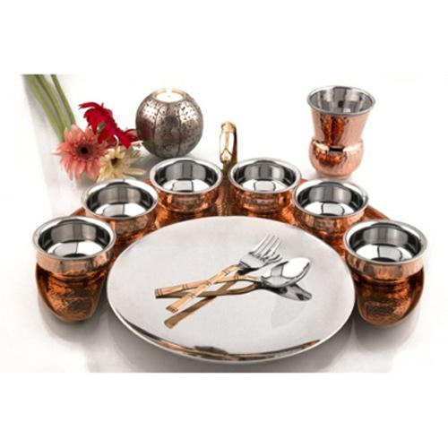 Copper Tableware Size Customised  sc 1 st  IndiaMART & Copper Tableware Size: Customised King International | ID: 4879556112