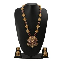 Temple Jewellery in Chennai, Tamil Nadu | Temple Jewellery, Temple