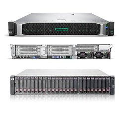 HP Servers And Storage Solution
