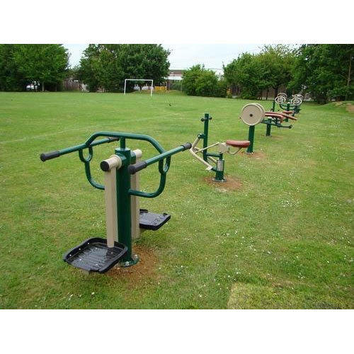 Stainless Steel Outdoor Gym Equipment For Fitness,   ID: 19953403873