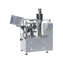 Monoblock Ointment Filling Sealing Machine