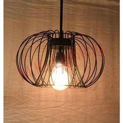 LED M K Lighting Vintage Hanging Light, 7 W