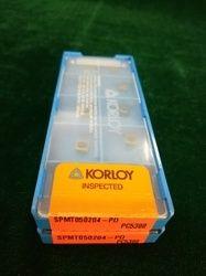 Korloy, KLP Carbide Korloy U Drill Inserts