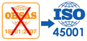 ISO 18001:2007 or ISO 45001:2018