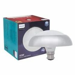Philips B22 10W Deco Ring LED Bulb 6500K (Cool Day Light)