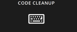 Code Cleanup Service