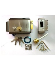 Alba Urmet Electronic Door Lock 2020, Finish Type: Stainless Steel