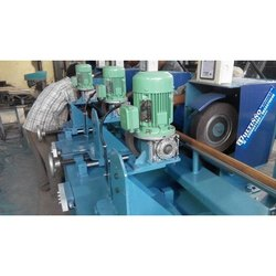 Three Head Pipe Polishing Machine